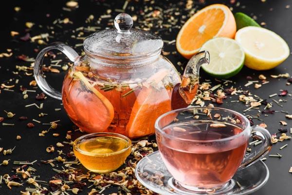 лучший чай в жару