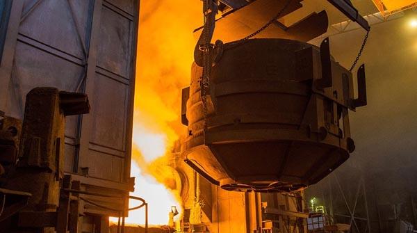 22.08.2019 Рубеж - в 55 миллионов тонн стали