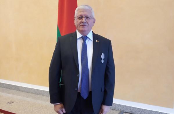 28.11.2019 Медаль из рук премьер-министра