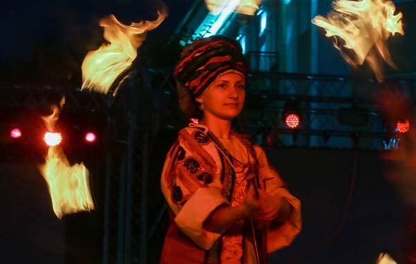«Служит объединению творческого сообщества». Лукашенко направил приветствие участникам «Белой вежи»