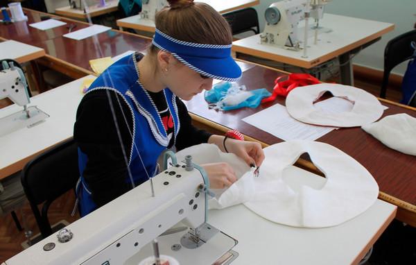 29.05.2020 Безработным жлобинчанам предлагают получить профессию швеи